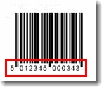 Search by Barcode (GTIN)